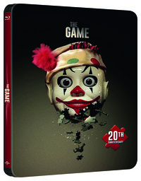 Cover Dvd The Game. Nessuna regola. Con Steelbook (Blu-ray)