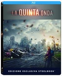 Cover Dvd La quinta onda. Con Steelbook
