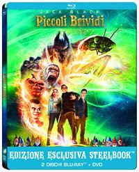 Cover Dvd Piccoli brividi