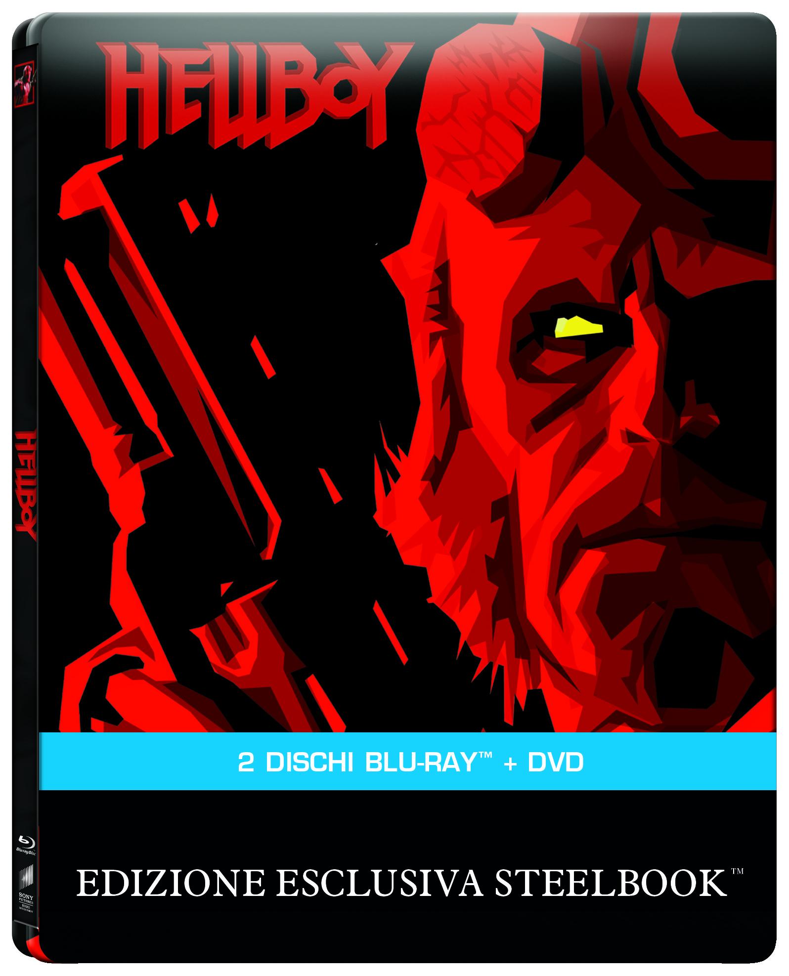 Cover Dvd DVD Hellboy