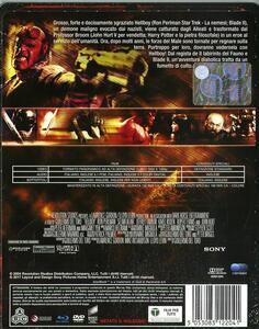 Hellboy. Con Steelbook (DVD + Blu-ray) di Guillermo Del Toro - DVD + Blu-ray - 2
