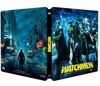 Watchmen (DVD + Blu-ray) di Zack Snyder - DVD + Blu-ray