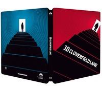 Cover Dvd 10 Cloverfield Lane. Con Steelbook