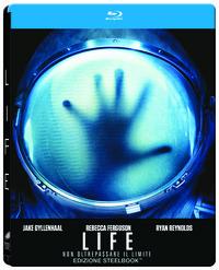 Cover Dvd Life. Non oltrepassare il limite. Con Steelbook