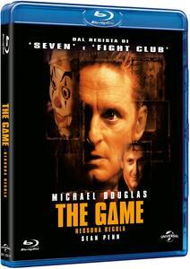 The Game. Nessuna regola. Edizione speciale 20° anniversario (Blu-ray) di David Fincher - Blu-ray