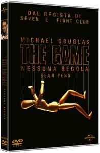 The Game. Nessuna regola. Edizione speciale 20° anniversario (DVD) di David Fincher - DVD