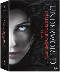 Underworld Collection 5 film (5 DVD) di Anna Foerster,Måns Mårlind,Björn Stein,Patrick Tatopoulos,Len Wiseman