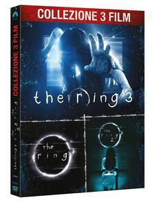 The Ring Collection (3 DVD) di Hideo Nakata,F. Javier Gutiérrez