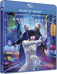 Cover Dvd Ghost in the Shell (Blu-ray 3D)
