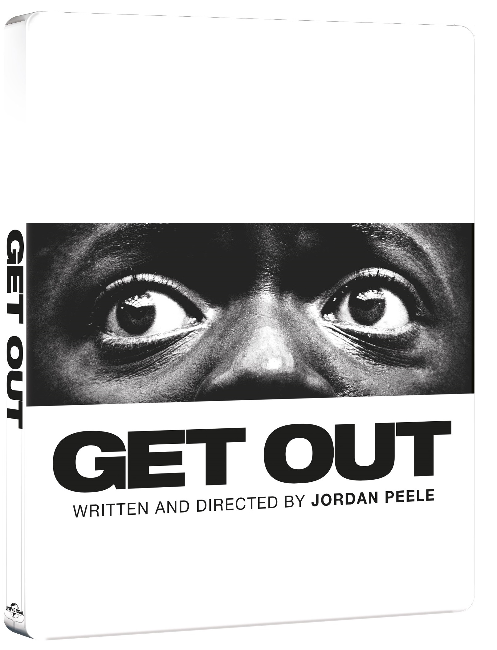 Cover Dvd DVD Scappa - Get Out