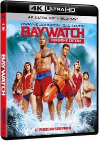 Cover Dvd Baywatch (Blu-ray Ultra HD 4K)