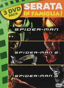 Spider-Man Pack (3 DVD) di Sam Raimi