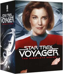 Star Trek Voyager. Stagioni 1-7. Serie TV ita (44 DVD) - DVD