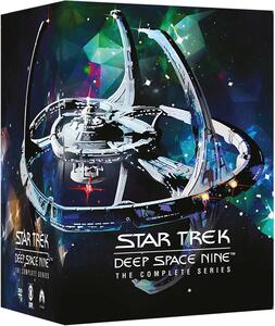 Star Trek Deep Space Nine. Stagioni 1-7. Serie TV ita (48 DVD) - DVD