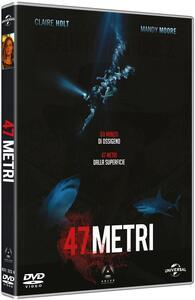 47 metri (DVD) di Johannes Roberts - DVD
