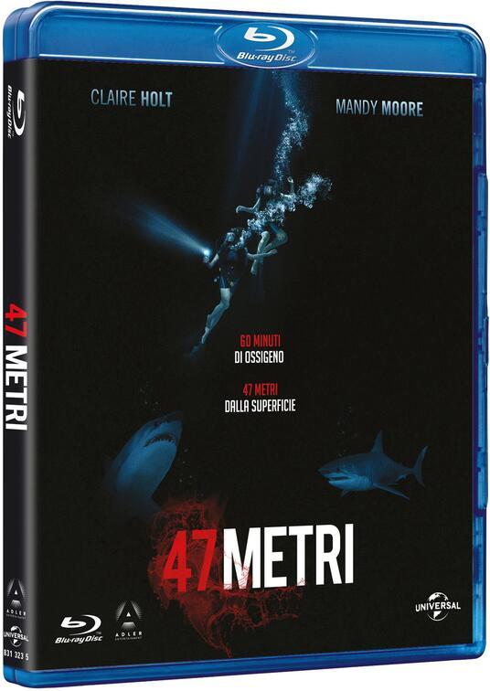 47 metri (Blu-ray) di Johannes Roberts - Blu-ray