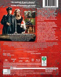 Bastardi senza gloria. Con Steelbook di Quentin Tarantino - Blu-ray - 2
