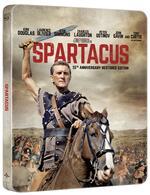 Spartacus. Con Steelbook