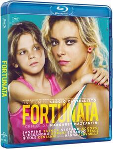Film Fortunata (Blu-ray) Sergio Castellitto