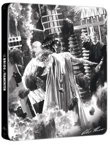 La moglie di Frankenstein di James Whale - Blu-ray