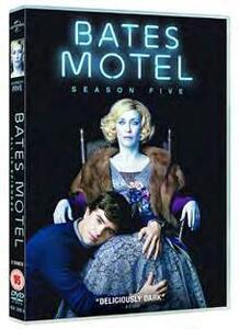 Bates Motel. Stagione 5. Serie TV ita (3 DVD) - DVD