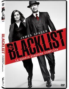 The Blacklist. Stagione 4. Serie TV ita (6 DVD) - DVD