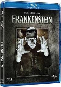 Cover Dvd Frankenstein (Blu-ray)