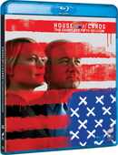 Film House of Cards. Stagione 5. Serie TV ita (Blu-ray)