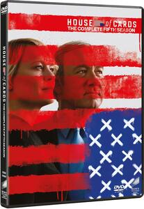 House of Cards. Stagione 5. Serie TV ita (4 DVD) - DVD