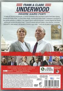 House of Cards. Stagione 5. Serie TV ita (4 DVD) - DVD - 2