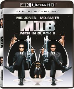 Film Men in Black II (Blu-ray + Blu-ray 4K Ultra HD) Barry Sonnenfeld