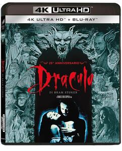 Dracula di Bram Stoker (Blu-ray + Blu-ray 4K Ultra HD) di Francis Ford Coppola