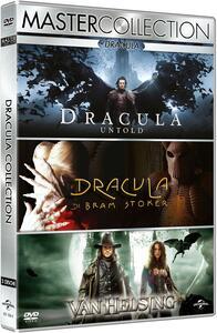 Dracula Master Collection. Dracula Untold - Dracula di Bram Stoker - Van Helsing (3 DVD) di Francis Ford Coppola,Gary Shore,Stephen Sommers