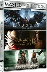 Dracula Master Collection. Dracula Untold - Dracula di Bram Stoker - Van Helsing (3 DVD)