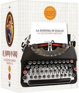 Film La signora in giallo. Serie completa (70 DVD) Corey Allen Hi Averback Richard A. Colla Ala Cooke Walter Grauman