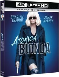 Cover Dvd Atomica bionda (Blu-ray Ultra HD 4k)