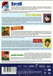 Il meglio dell'animazione Sony (5 DVD) di Roger Allers,Barry Cook,Jill Culton,Raja Gosnell,Phil Lord,Chris Miller,Sara Smith,Anthony Stacchi,Genndy Tartakovsky - 2
