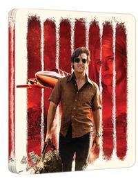 Cover Dvd Barry Seal. Una storia americana. Con Steelbook (Blu-ray)