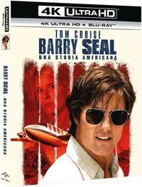 Cover Dvd Barry Seal. Una storia americana (Blu-ray Ultra HD 4K)