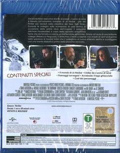 L' uomo di neve (Blu-ray) di Tomas Alfredson - Blu-ray - 2