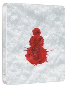 Film L' uomo di neve. Con Steelbook Tomas Alfredson