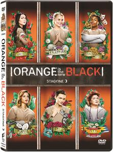 Orange Is the New Black. Stagione 3. Serie TV ita (4 DVD) - DVD