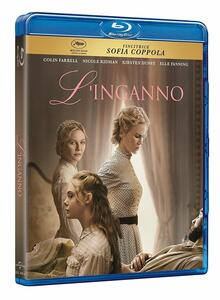 L' inganno (Blu-ray) di Sofia Coppola - Blu-ray