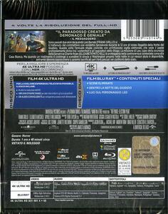 La notte del giudizio. Election year (Blu-ray + Blu-ray 4K Ultra HD) di James DeMonaco - 2