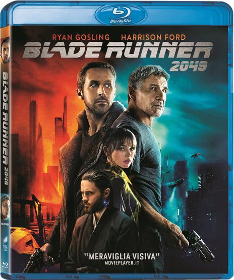 Blade Runner 2049 (Blu-ray) di Denis Villeneuve - Blu-ray