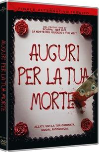Cover Dvd Auguri per la tua morte (DVD)