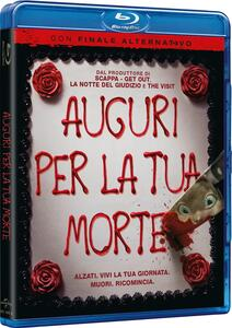 Auguri per la tua morte (Blu-ray) di Christopher Landon - Blu-ray