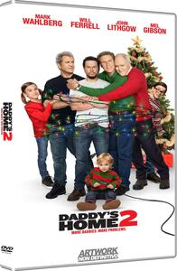 Daddy's Home 2 (DVD) di Sean Anders - DVD