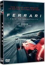 Ferrari. Un mito immortale (DVD)
