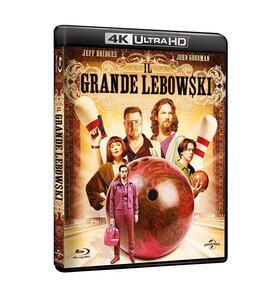 Il grande Lebowski (Blu-ray + Blu-ray Ultra HD 4K) di Joel Coen,Ethan Coen - Blu-ray + Blu-ray Ultra HD 4K